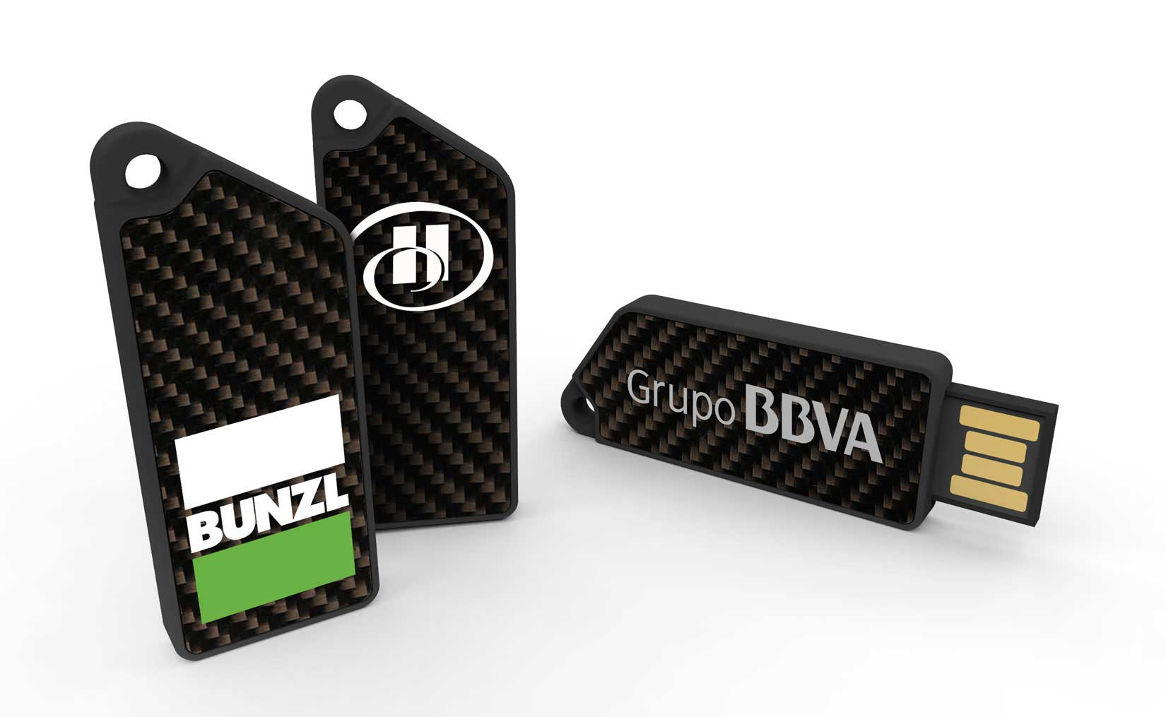carbon flash drive
